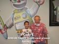 Cody E - Spring 2011 winner