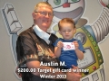 Austin M - Winter 2013 winner