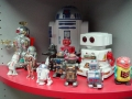 Toys on display